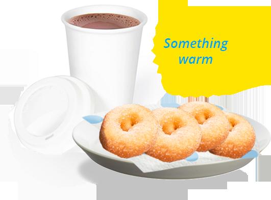 something-warm
