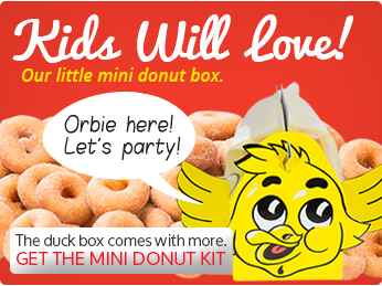 Bite Me Mini Donut Kit