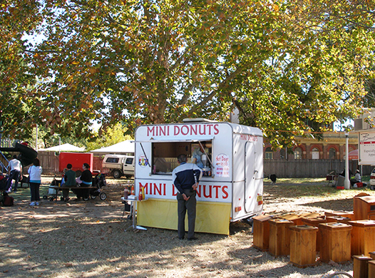 fresh mini donuts near me