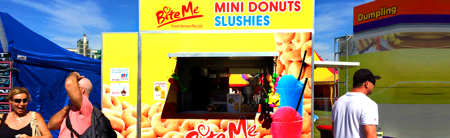 best donuts near me Bite Me mini donuts